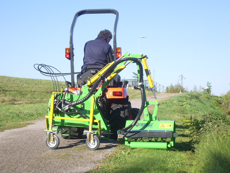 Micro Hedge Cutter