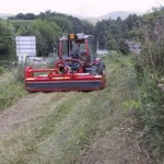 SEPPI OLS fh Heavy Duty Flail Mulcher 55-105 HP