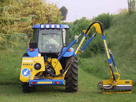 Marolin Boom Mower M500 sx