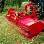 SEPPI WBS Heavy Duty Flail Mulcher 60-130 HP